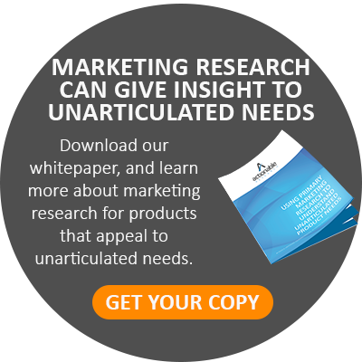 Unarticulated Needs Whitepaper