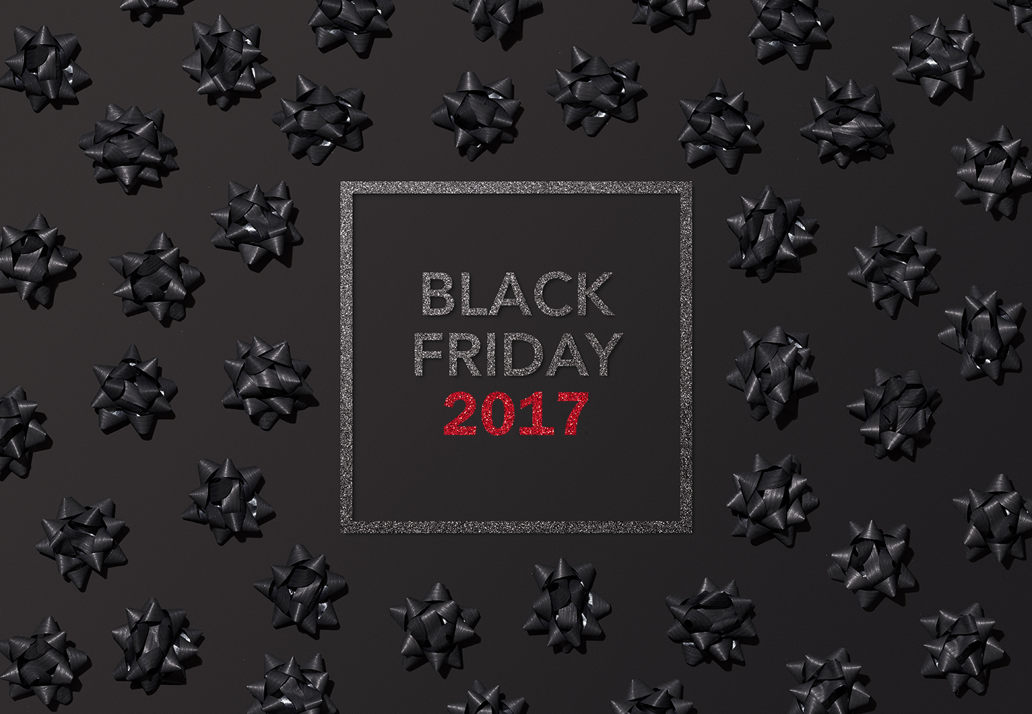 Black Friday Nears: Fast, Fun and Factual Stats