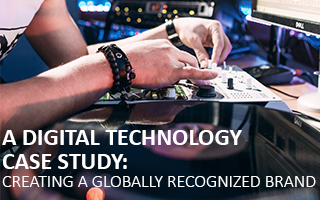 DT Case Study: Creating a Globally Recognized Brand