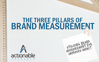 The Three Pillars of Brand Measurement